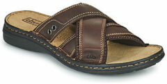 Bruine Sandalen Benaix by TBS Easy Walk