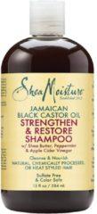 Shea Moisture Jamaican Black Castor Oil Strengthen, Grow & Restore Shampoo 384 ml