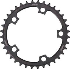 Antraciet-grijze BBB cycling BBB BCR-32C Kettingblad CompactGear Campagnolo 36T/110mm Antraciet