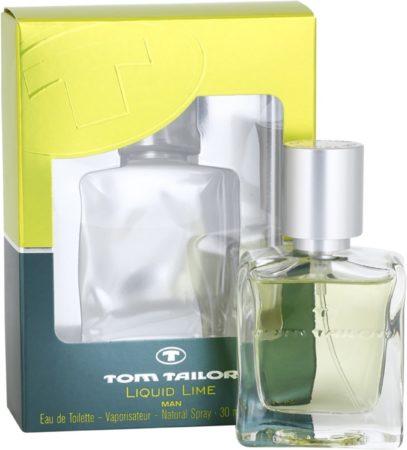 Afbeelding van Tom Tailor Liquid Lime Eau de Toilette 30ml Spray