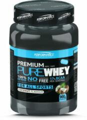 Performance Sports Nutrition - Pure Whey (Cocos - 900 gram) - Whey Protein - Eiwitpoeder