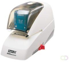 Rapid elektrische nietmachine R5050e, 50 blad, wit/zwart