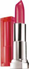 Koraalrode Maybelline Color Sensational - 910 Shocking Coral - Koraal - Lippenstift