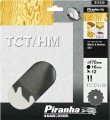 Piranha Cirkelzaagblad TCT/HM, 210x30mm 48 tanden X13045