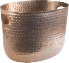 APS-Germany® Wijnkoeler - Champagnekoeler - Drankenkoeler - Aluminium - Koper look - 7 Liter