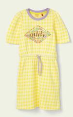 Gele Oilily Tegel jurk