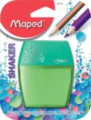 Groene Maped Office Maped Shaker Handmatige puntenslijper