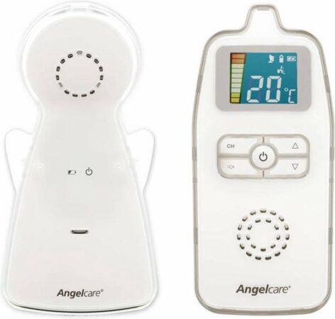 Afbeelding van Witte Angelcare Babyphon AC423-D, weiß