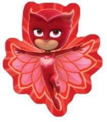 Disney PJ Masks kussen Owlette 35 cm rood