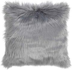 Roestvrijstalen Dutch Decor Sierkussen Mees 45x45 cm mist