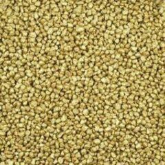 LalaShops Gekleurde Steentjes 4-6mm - GOUD - Bodembedekking voor Bloempotten en Plantenbakken - 1KG