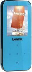 Lenco Xemio-655 MP3-speler, MP4-speler 4 GB Blauw Spraakopname