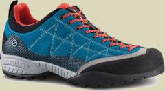 Scarpa Schuhe Zen Pro Men Zustiegsschuh Herren Größe 42,5 abyss/orange