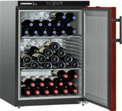 Liebherr WKR-1811-22 wijnkoeler Vrijstaand Zwart 66 fles(sen) A+