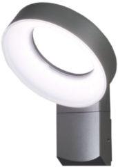 Konstsmide Asti 7273-370 Buiten LED-wandlamp Energielabel: LED (A++ - E) 18 W Neutraal wit Antraciet