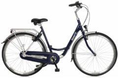 Popal 28 ZOLL CITY FAHRRAD 3 GANG SIENNA 2895 Citybike Damen blau