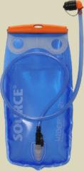 Source Ltd. Widepac Trinksystem Volumen 2,0 transparent blue