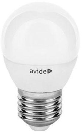 Afbeelding van Avide LED mini globe lamp E27 6W 2700K extrawarmwit 450 lumen A+