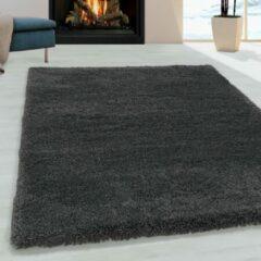 Impression Himalaya Pearl Soft Shaggy Hoogpolig Vloerkleed Grijs - 240x340 CM