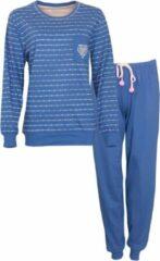 Tenderness Dames Pyjama Blauw TEPYD1008A Maten: 3XL