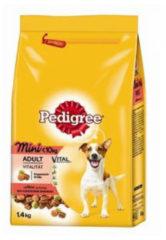 Pedigree Vital Protection Mini Adult Brokken - Rund & Groenten - Hondenvoer - 4 x 1.4kg