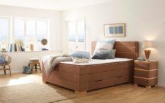Home affaire Boxspringbett »Carlton« incl. Topper + Bettkasten, 2 Breiten und div. Ausführungen