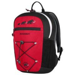 Rode Mammut - First Zip 8 - Dagbepakking maat 8 l zwart/rood/roze