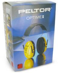 3M Peltor gehoorbeschermer schelp, hoofdbeugel met verstelb, demping 27dB