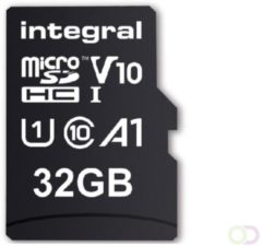 Integral INMSDH32G-100V10 flashgeheugen 32 GB MicroSD UHS-I