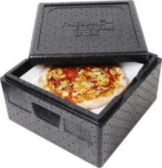 Zwarte Thermo Future Box Pizza XL thermobox