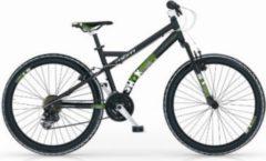 MBM Mountainbike SHOK 26? 18-Gang Schwarz - Grün