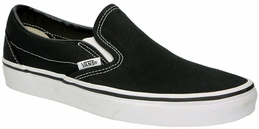 Afbeelding van Zwarte Sneakers Classic Slip On W by Vans