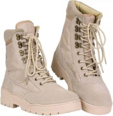 Fostex sniper boots - khaki - maat 35