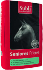 Subli Seniores Priores - Paardenvoer - 20 kg
