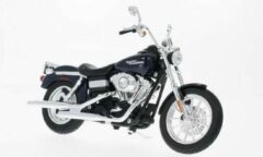 Harley-Davidson Harley Davidson FXDBI DYNA Street Bob 2006 - 1:12 - Maisto