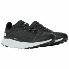 Antraciet-grijze The North Face Vective Escape Vectiv Escape wandelschoenen antraciet/wit