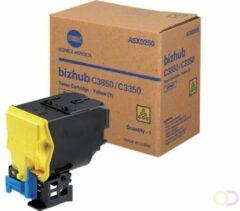 Tonercartridge Konica Minolta A5X0250 TNP-48Y geel