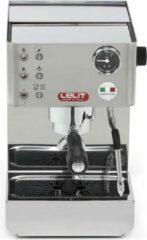 Zilveren Lelit Anna RVS Espressomachine PL41LEM