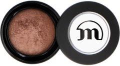 Goudkleurige Make-up Studio Matte Oogschaduw in box type B 204 Purple Canvas 3gr