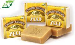 Zeepziederij Borssenburg Biologische Honing Zeep - 3 stuks
