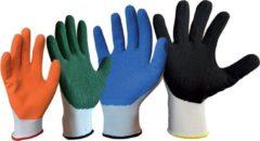 Groene Adhome Arion Handschoenen voor steunkousen Small