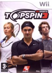 Take Two Take-Two Interactive Top Spin 3