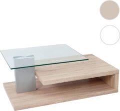 Heute-wohnen MCA Couchtisch HL Design Matthias, Wohnzimmertisch, 40x104x60cm