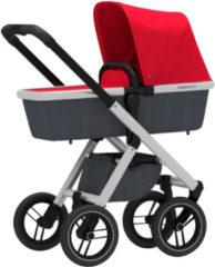 Dubatti One E2 Kinderwagen Jeans - Rood