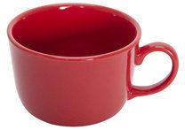 Sokken Fabriek Serena red jumbo beker d11cm 49clglanzend rood
