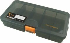 Transparante Savage Gear Lure Box - Viskoffer - no.3a