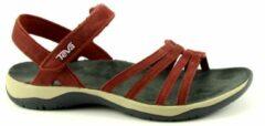Bordeauxrode Teva Elzada sandal