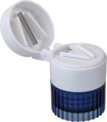 Pill Aid - Tabletsplitter - Vergruizer - Blauw