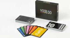 YOOLOO kaartspel - eenvoudige regels en gegarandeerd speel plezier voor jong en oud!