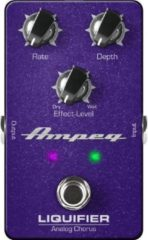 Ampeg Liquifier Analog Chorus effectpedaal